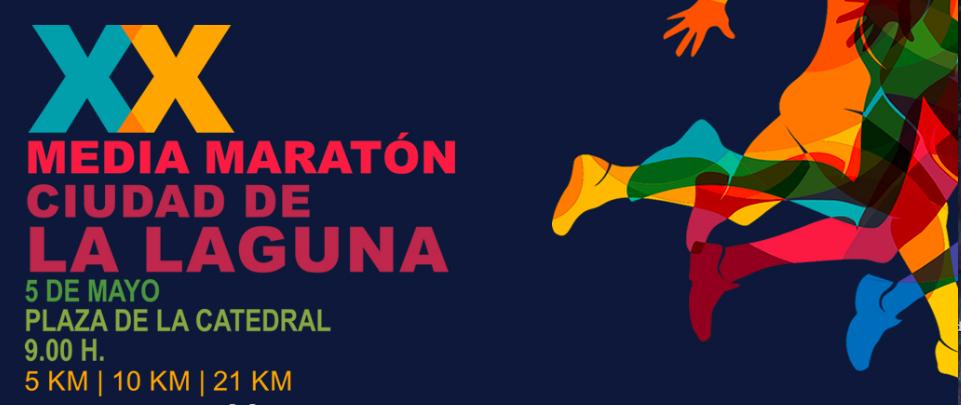 XX Medio Maratón Ciudad de La Laguna 21 Km
