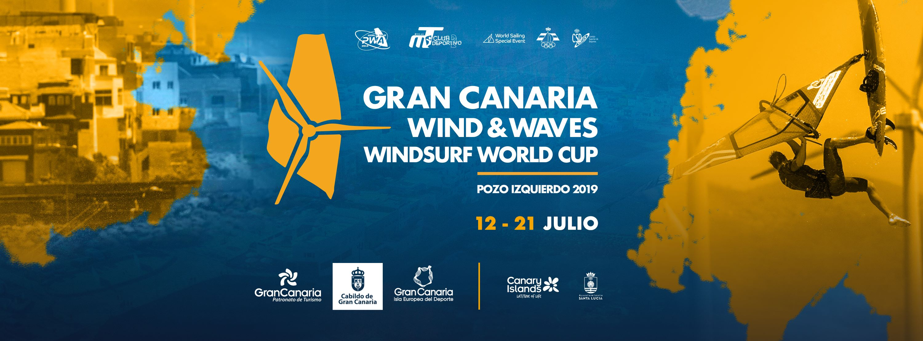 Gran Canaria Wind & Waves Festival 2019