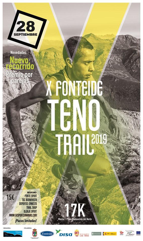 X Fonteide Teno Trail 2019