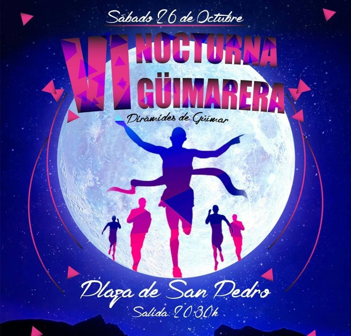 VI Carrera Nocturna Güimarera 2019