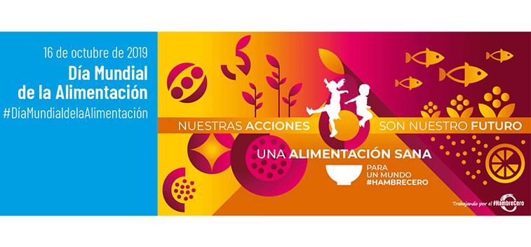 AOVE y Dieta Mediterránea para celebrar el Día Mundial de la Alimentación
