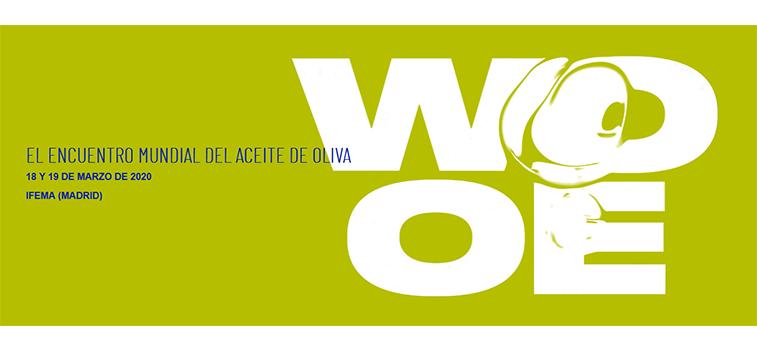 La IX edición de la WOOE se celebrará en IFEMA el 18 y 19 de Marzo de 2020