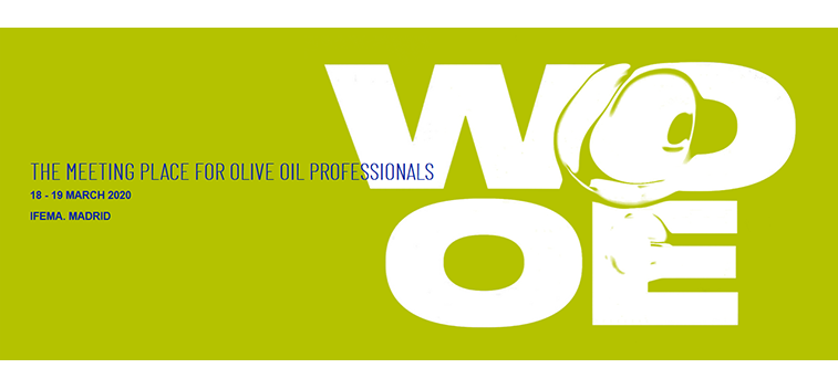 The 9th edition of the WOOE will be held at IFEMA on 18 and 19 March 2020