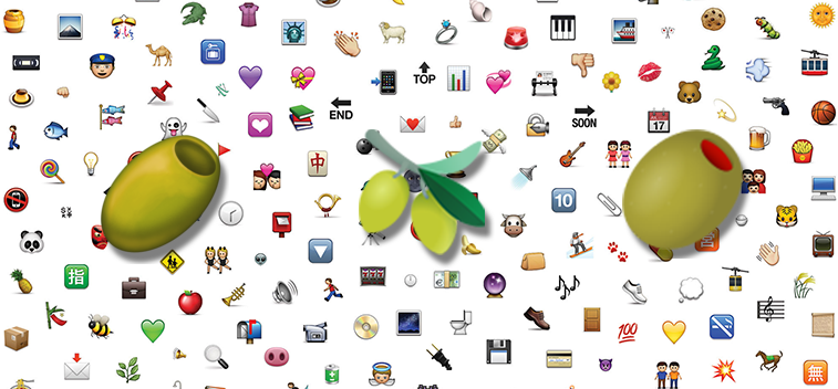 Olive Emoji: Finally the olive will have its own emoticon