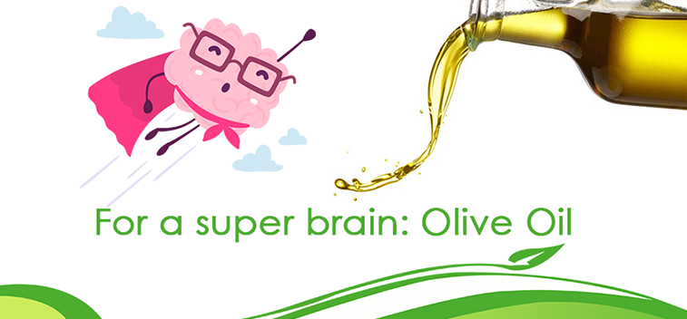 EVOO is good for the brain, especially in older people