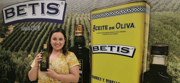 Interview with Laura Amores, Export Manager