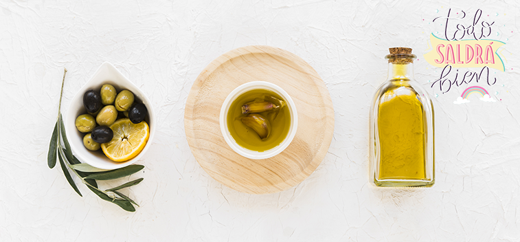 El aceite de oliva se erige como la alternativa saludable al consumo de grasas trans