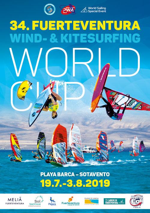 Fuerteventura Windsurfing and Kitesurfing World Cup 2019