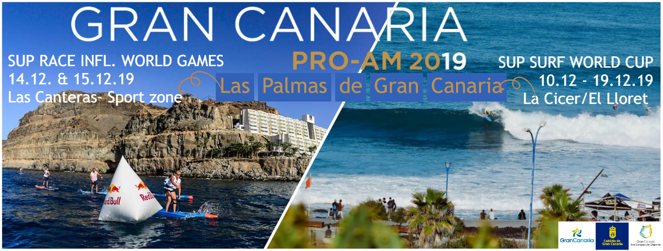 SUP Inflatable World Game Gran Canaria 2019