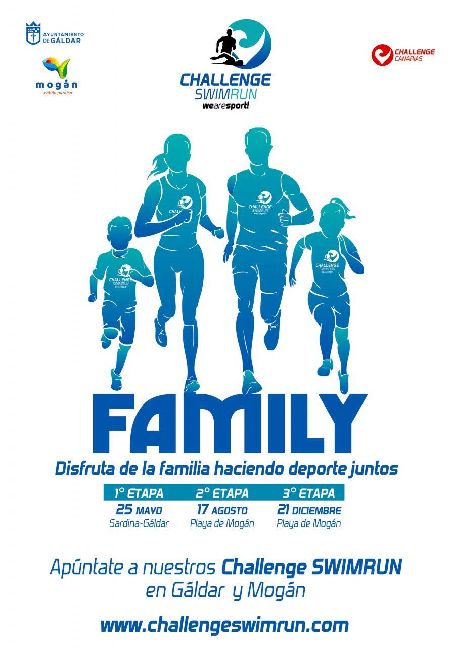 CHALLENGE SWIMRUN FAMILY 2019