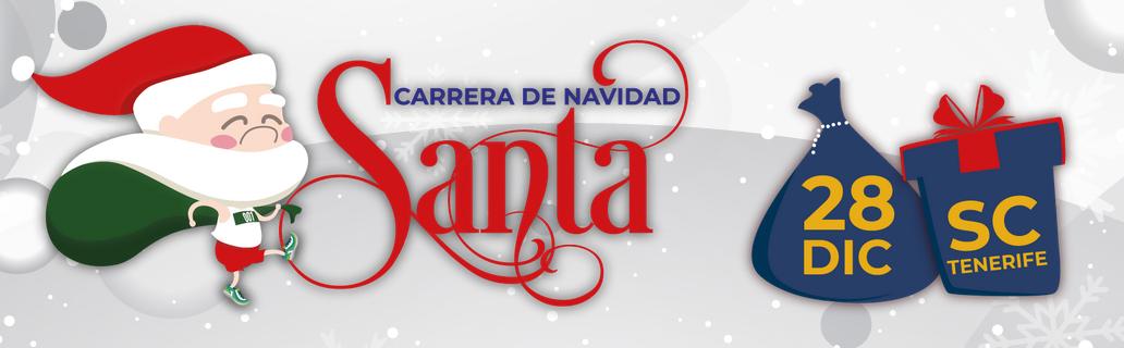 Santa La Carrera de Navidad 2019