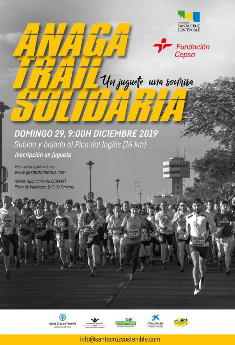 VIII ANAGA TRAIL SOLIDARIO 2019