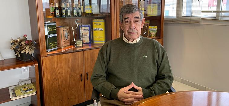 Jose Antonio Cortés, 56 years working in Torres y Ribelles