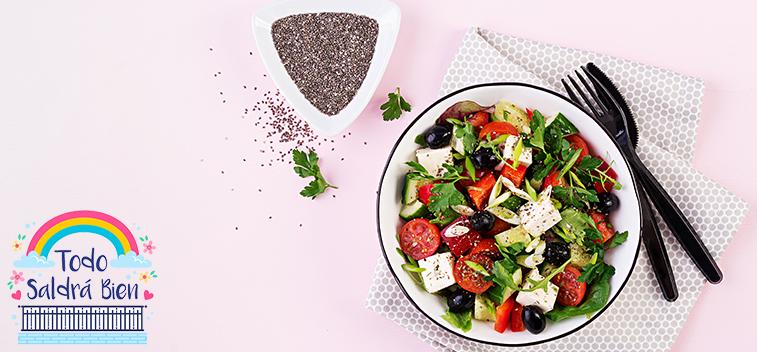La Dieta Mediterránea podría reducir el riesgo de enfermar por COVID-19