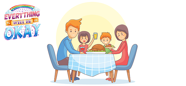 Eating as a family and following a Mediterranean Diet reduces obesity and promotes health in adolescence